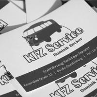 logo & visitenkarten, print